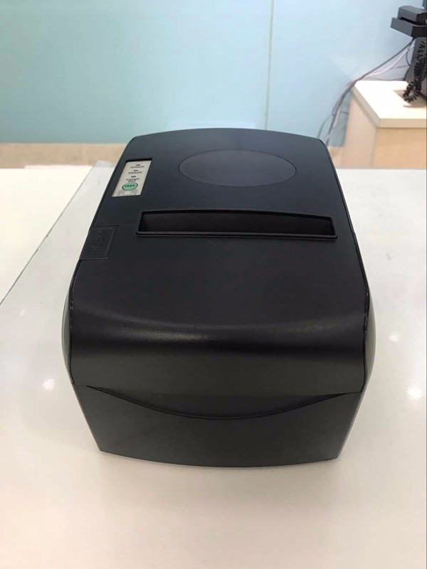 SPRT POS-888 Large Thermal Paper Roll Storehouse Wireless Wifi Thermal Printer 80mm Pos Receipt Printer With Auto Cutter