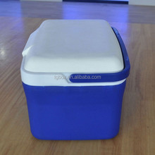 8L plastic cooler box fishing for shrimp