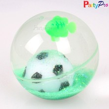 wholesalers new products on China Market liquid glitter jumbo water ball toy