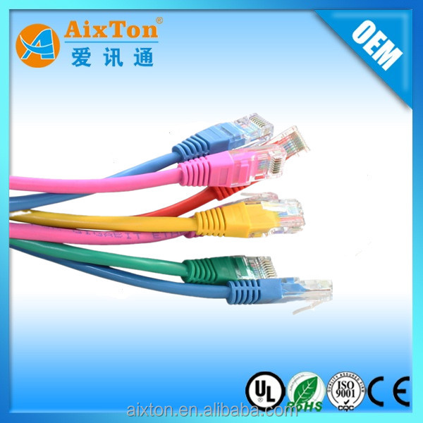 OEM UTP CAT5E PATCH CORD CABLE