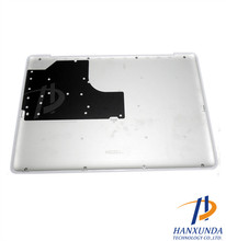 Original Used Laptop <strong>Parts</strong> White Color A1342 Bottom Case D Cover For MBA 13'' Replacement