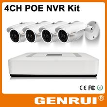 New Product,True Plug&Play 1 Megapixel POE IP Camera System,HD hot cctv video surveillance camera