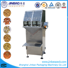 Automatic linear weigher / beef jerk weighing filling machine