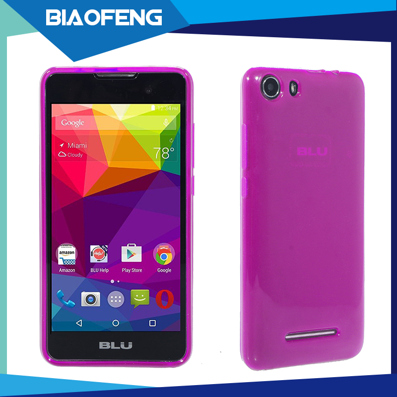 Ultra thin Soft Gel TPU case for wiko fever 4g mobile phone accessories factory in china