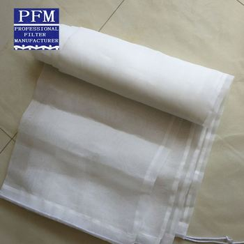 FDA Approval Polyester/Nylon Mesh Fruit Juice/Tea/Coffee Filter Bags