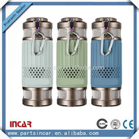 Novel rechargeable led camping lantern with bluetooth speaker