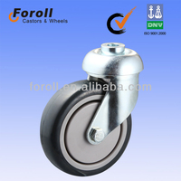 shopping trolley caster wheels
