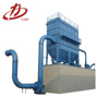 Industrial powder dust collector system baghouse filter