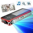 Item image Mini Multimedia Projector MP3 MP4 MP5 Player 2GB Memory
