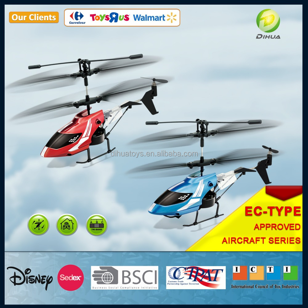 2-Channel Long Range RC Helicopter Mini Plastic RC Helicopter Toys