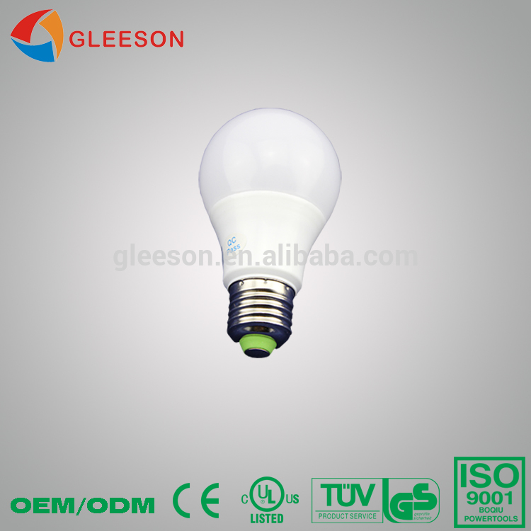2016 Factory Direct Sales Super Bright 7W 220V 3Years Warranty Smart LED Lights Bulb indoor lights without <strong>electricity</strong> Gleeson