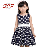 Wholesale Latest Children Girls Summer Fashion Frocks Designs Dresses For Girls Of 10