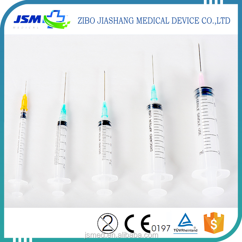 Manufacturers supplier disposable complete production line syringes