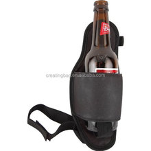 2017sales Black Canvas Drink Holster - Fits Beer Can or Bottle