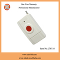 Small Size Wireless Remote Control Transmitter,control range 80 meters with CE and competitive price