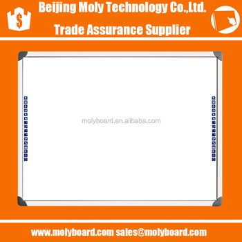 Infrared touch smart board