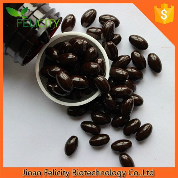 100 %Natural Royal Jelly Soft gel Capsules With Bottom Price Manufacturer