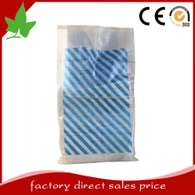 Woven polypropylene bag, empty PP woven sack for packing seed, feed, sugar, salt, flour ect.
