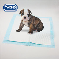 Hot selling Pet Pee Pad pet dog urine pads puppy training pad high absorbing polymer quality