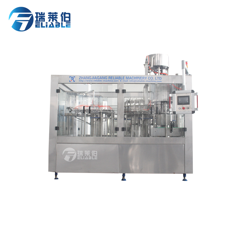 Fully Automatic Fruit Juice Plant For Sale / Automatic Fruit Juice Filler Plant