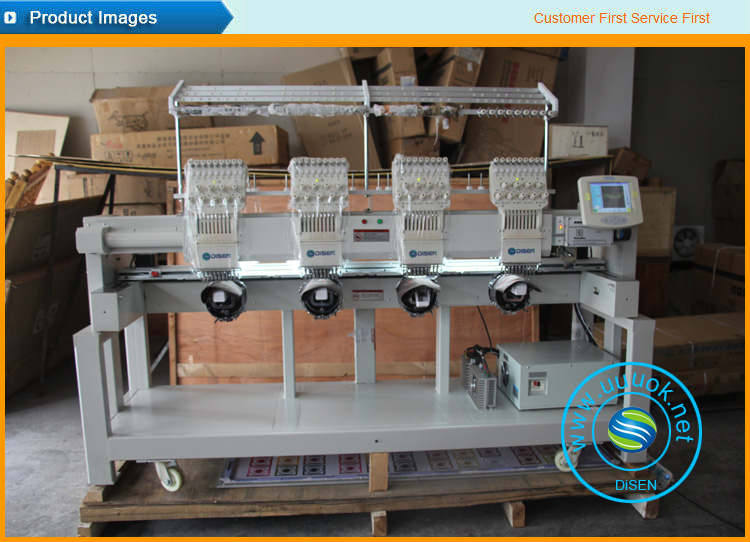 4 Head Computerized Embroidery Machine Price In India - Buy 4 Head Towel Embroidery Machine4 ...