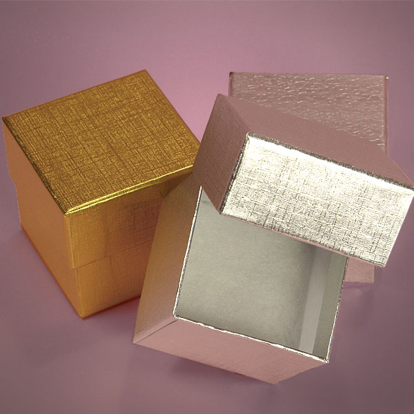 little cube truffles boxes take out paper box