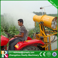Tractor mounted PTO driving high efficiency pest control agriculture sprayer
