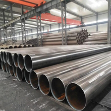 ASTM A572 Gr 50 Epoxy Coating Steel Pipe / Carbon Steel Pipe and Tube