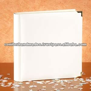 White Wedding Photo Albums