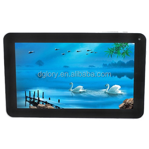 DG-TP9001multifunctional 9 inch A13 table pc single/dual cameras android4.1
