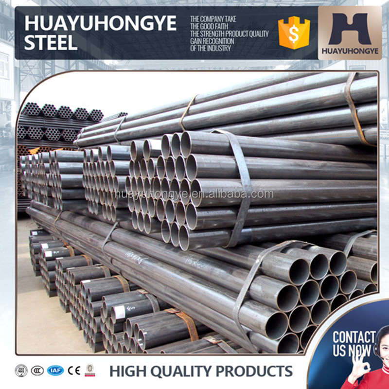 low price Q195 carbon 32 inch large diameter steel pipe