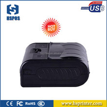 High Quality 80mm android mobile thermal printer and bluetooth usb interface HS-MPT3