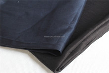 Stretch linen viscose spandex fabric
