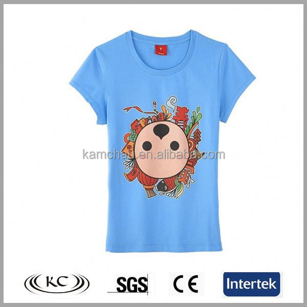 usa sale online 100% cotton woman blue t shirt directory