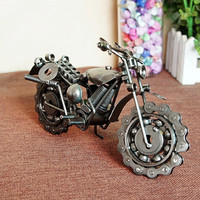 Metal crafts motorcycle model