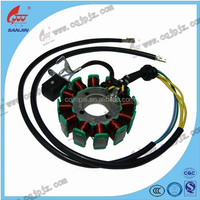 Chinese Motorcycle Parts Magneto Stator For 50CC Scooter With High Quality Factory Sell Direct