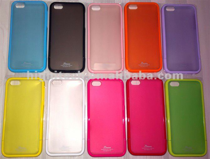 3 pieces Clear SGP Linear Hard Case Cover For iPhone 5 5G