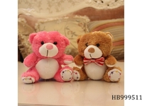 18Cm Plush Colored Teddy Bear, China Top 10 High Quality Promotion Animal Custom Plush Toys
