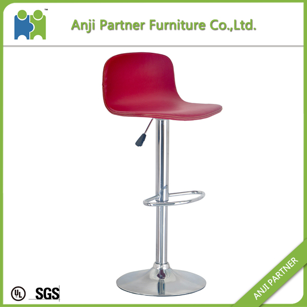 Cheap price metal frame modern bar stool high chair (Sinlaku)