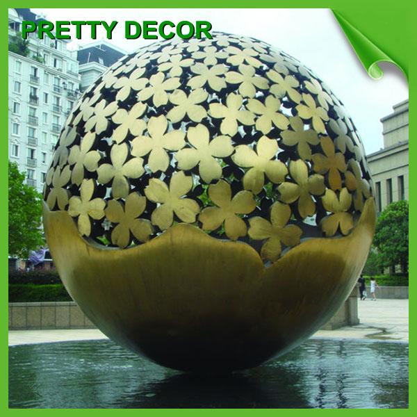 Christmas large metal decorative sphere buy