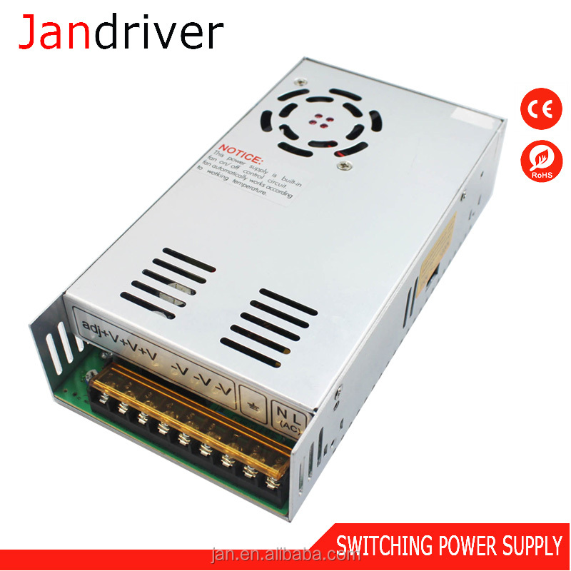 Power Supply 350W 400W 5V 12V 24V 30A 33A Led Power Supply Led Driver for CCTV Camera
