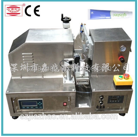 2015 new and hot product Ultrasonic toothpaste tube sealing machine for sale