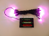 Led String Battery Operated Mini Lights for christmas decorations