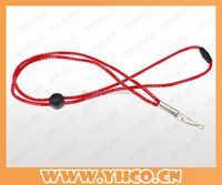 high quality elastic cord lanyard for samsung galaxy s4 case