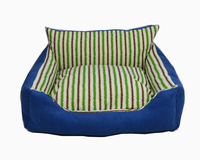 Pet Luxury Products Good Quality Dog Beds Washable bed for dogs soft couch