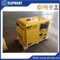 5kva Single Cylinde Soundproof Diesel Generator