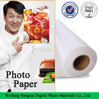 Factory Inkjet Photo Paper 115g to 300g Glossy Photo Paper