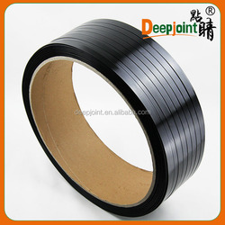 durability and efficiency smooth or emboss green packing strap