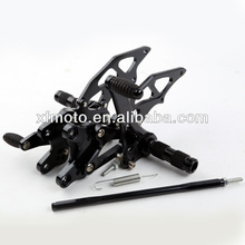For Kawasaki Ninja 250 2008-2012 CNC Front Foot Pegs Set