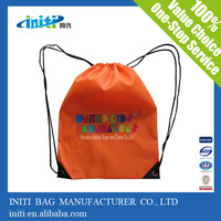 China Factory Wholesale Eco Friendly Drawstring Pouch Bag